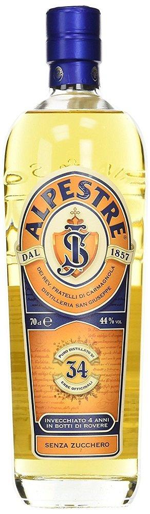 Alpestre - Liquore di 34 erbe, 70 cl, 44% vol.