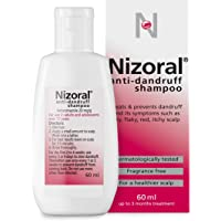 Nizoral Anti-dandruff Shampoo, Treats and Prevents Dandruff, Suitable for Dry Flaky and Itchy Scalp, Contains…