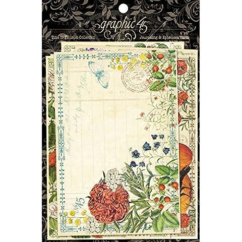 Tempo a fiorire Ephemera carte 4