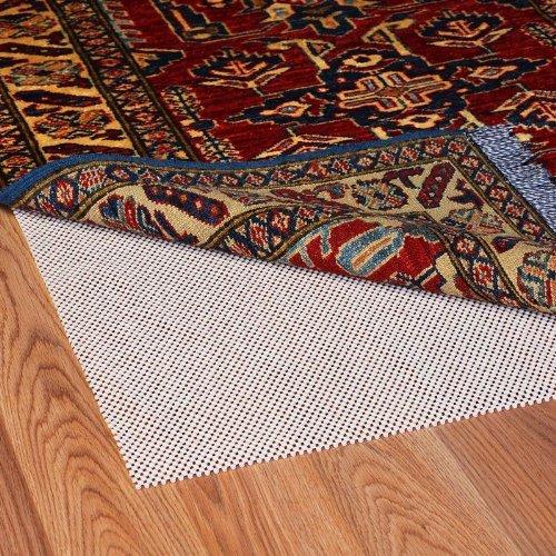 Grip-it Super Stop Gepolsterte Anti-Rutsch-Matte für Teppiche auf harten Böden Modern 8x10 Natur (Anti-rutsch-teppich-pad 8x10)
