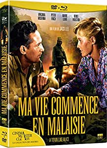 Ma vie commence en malaisie [Blu-ray] [Combo Blu-ray + DVD]