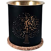Aromafume Tree of Life Exotic Brass Oil Burner (Use for Essential Oil, Aroma Oil, Diffuser Oil, SPA, Yoga, Meditation…