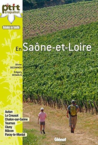 En Sane-et-Loire: 44 itinraires