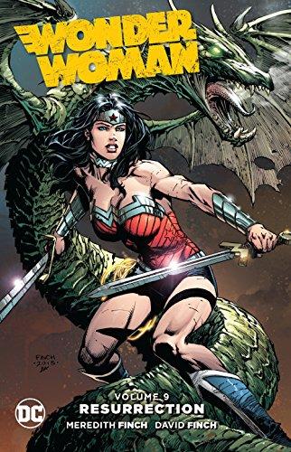 Wonder Woman TP Vol 9 por Meridith Finch