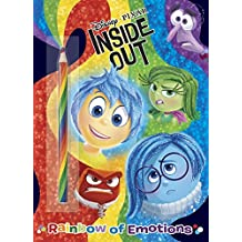 Rainbow of Emotions (Disney/Pixar Inside Out) (Color Plus Rainbow Pencil)