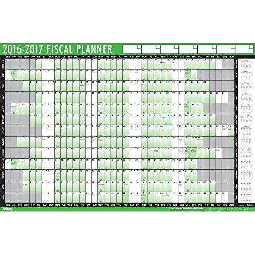 Fiscal Wall Planner 2017-18 Test