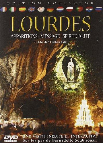 Lourdes : apparition, message, spiritualité