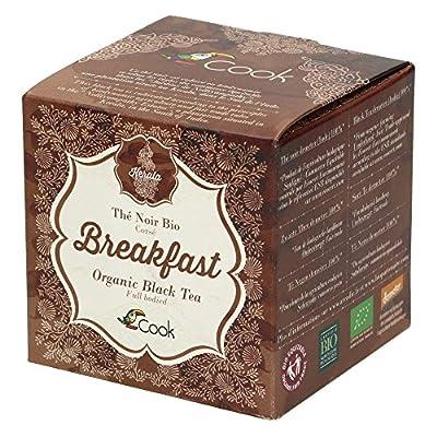 Cook Thé Breakfast Infusette Bio 30 g