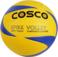 Cosco Spike Volley Volleyball M/C Size-4