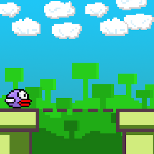 Flappy Plank (Parrot-sticks)
