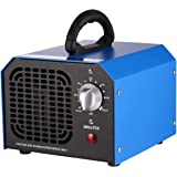 supportMe Generador de Ozono Profesional, 6,000mg/h Ozono Coche Ozono Purificador de Aire Maquina de ozono para Hogar, Cocina