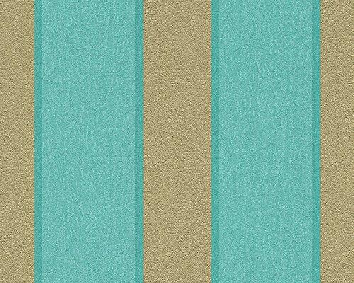 A.S. Création 961868 VliesTapete AS Creation Kollektion Fleece Royal - Royal Blau-tapeten