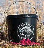 Killer Baits Carp Boilies 3,5 kg Eimer 20mm oder 16, 20, 24mm gemischt Karpfen (Pink Peach, 20mm)
