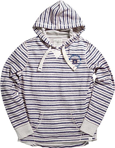 Blue 84 NCAA Damen French Terry Pullover Hoodie, Damen, French Terry Pullover Hood, Hellbeige, Medium Ladies French Terry Hoodie