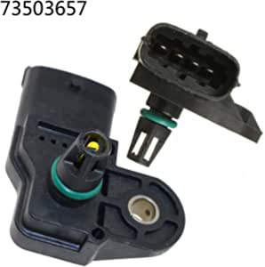 Deutschauto 3 Bar Boost Map Sensor Für Opel Vauxhall Astra G H Signum Vectra C Zafira 1 3 1 9 Cdti 73503657 0281002845 0281002437 Auto