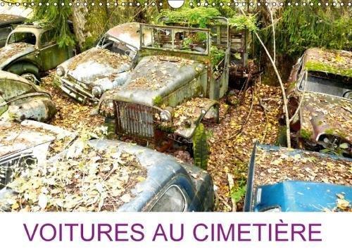 Voitures Au Cimetiere 2018: Cimetiere De Voitures Anciennes a Kaufdorf