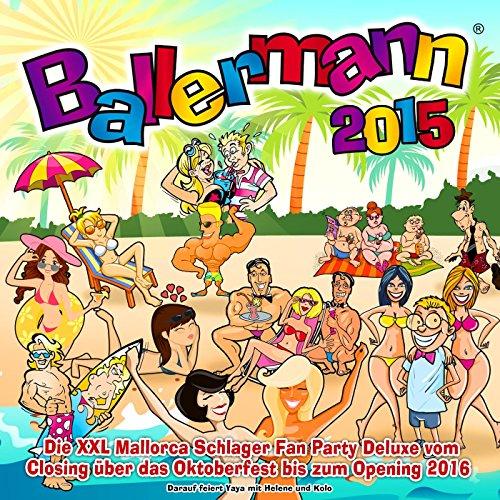 Ballermann 2015 - Die XXL Mall...