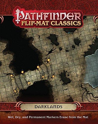 Pathfinder Flip-Mat Classics: Darklands por Jason A. Engle
