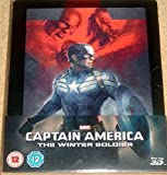 Captain America The Winter Soldier Steelbook.
