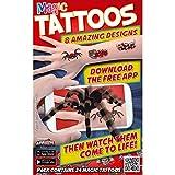 Magische Tattoos für Jungs ~ 8 fantastischen Entwürfe ~ Laden Sie die kostenlose App dann sehen sie zum Leben!