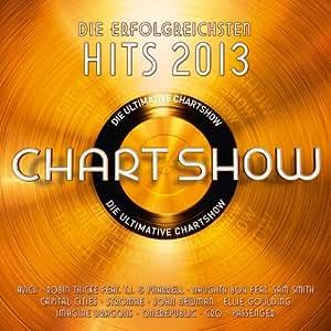 Die Ultimative Chartshow-Hits 2013