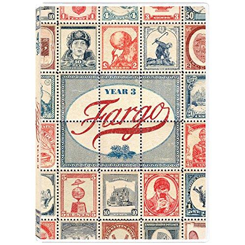 FARGO: SEASON 3 - FARGO: SEASON 3 (4 DVD)