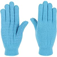 Harry 's Horse Mujer Magic Gloves BT/6PR de niño, Mujer, Color Turquesa, tamaño Small