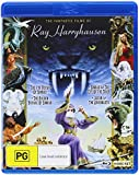 Ray Harryhausen's Collection limited Edition (BLU RAY) (7th Voyage Of Sinbad/The Golden Voyage Of Sinbad/Sinbad And The Eye Of the Tiger/Jason & The Argonauts)