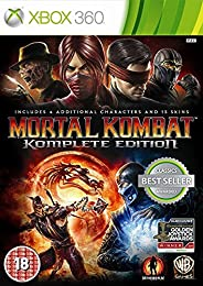 Warner Home Video Games Mortal Kombat - Komplete Edition XBOX 360