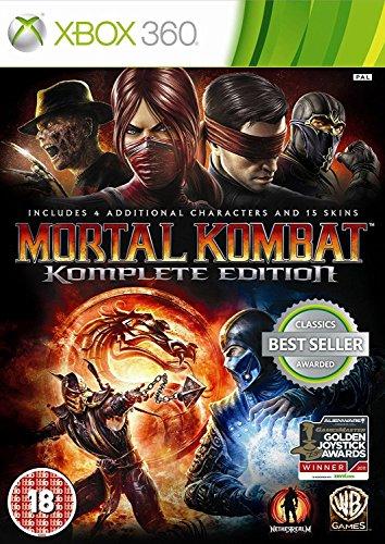 Mortal Kombat Komplete Edition für Xbox 360
