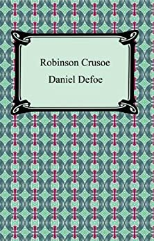 Robinson Crusoe [with Biographical Introduction] by [Defoe, Daniel]