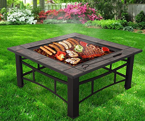 Femor 3 In 1 Fire Pit With Bbq Review Patiomate