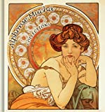 Alphonse Mucha: Collections - 170+ Art Nouveau Reproductions - Annotated Series