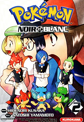 Pokemon Noir et Blanc Vol.2