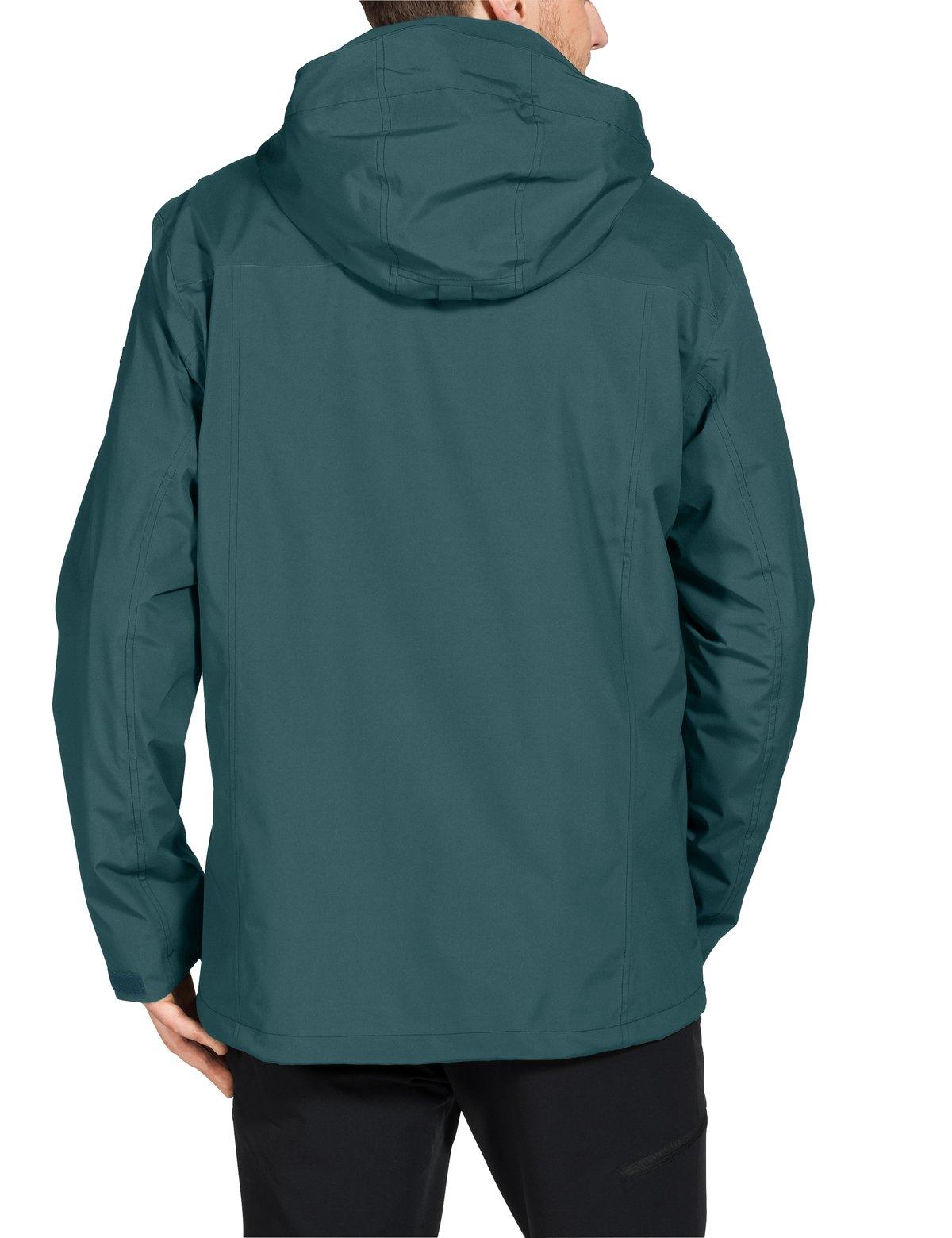 VAUDE Men's 407240965 Kintail 3-in-1 Iii Jacket