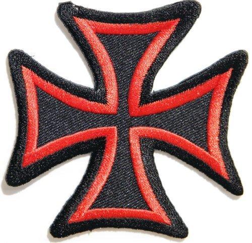 red-west-coast-choppers-cross-punk-rock-rockabilly-lady-biker-rider-jacket-t-shirt-ecusson-brode-pat