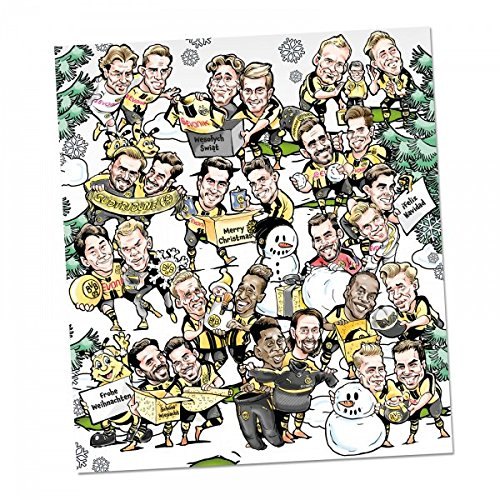 preisvergleich bvb borussia dortmund comic. Black Bedroom Furniture Sets. Home Design Ideas