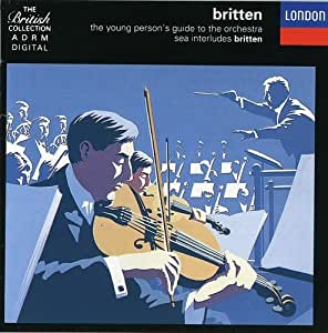 Britten: Young Person's Guide to the Orchestra