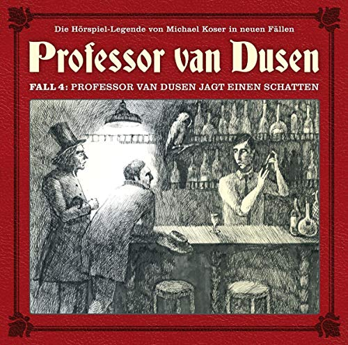 Neue Schatten (Professor Van Dusen Jagt Einen Schatten (Neue Fälle 04))