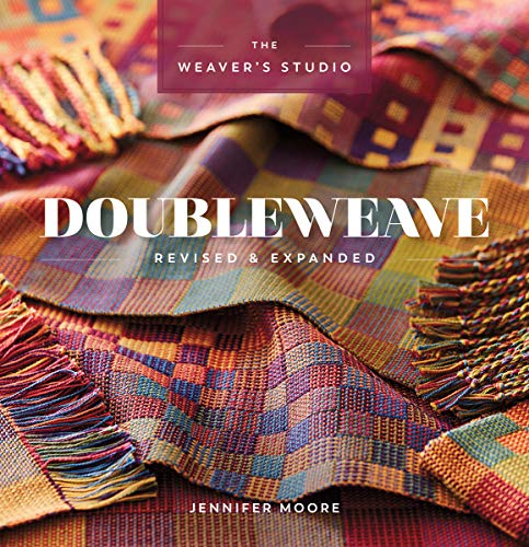Doubleweave Revised & Expanded (The Weaver's Studio) (English Edition)