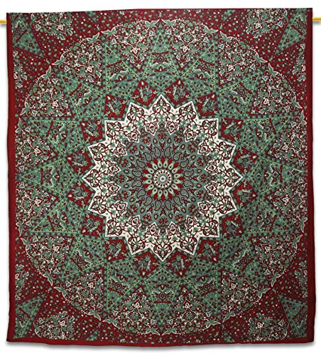 mandala-etoile-mur-indienne-hanging-coton-tapisserie-reine-maroon-boho-throw-92x82-pouces