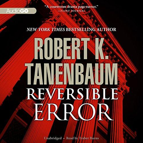 Reversible Error  Audiolibri