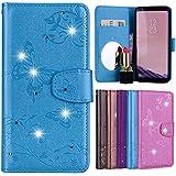 Xiaomi Redmi Note 3 Case, Meroollc [ Portable Wallet ] [ Slim Fit ] Heavy Duty Protective Phone Case Flip Cover Wallet Case For Xiaomi Redmi Note 3 - Blue