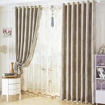 157x106inch curtain Wohnzimmer gardinen Schlafzimmer ...