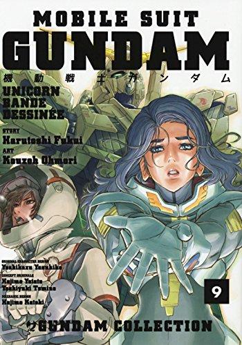 Mobile Suit Gundam Unicorn. Bande Dessinée: 9 di Harutoshi Fukui