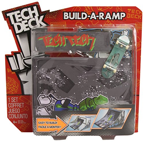 Tech Deck 6019854 - Build a Ramp Sortiment