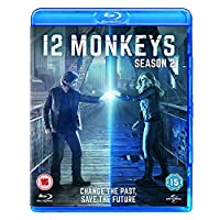 12 Monkeys - Season 2 [Blu-ray] [2016]