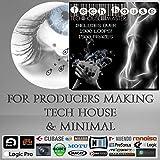 Tech House - Minimal Master - WAV PACK - Ableton live, Cubase, Fl Studio, Bitwig, Logic pro, Native Instruments etc.
