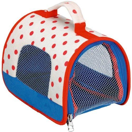 Reisetasche für Plüschtiere Lustige Tierparade