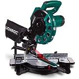 VONROC Radiale kapzaag - verstekzaag 1700W - Ø 216 mm zaagblad met 40 zaagtanden - met laser